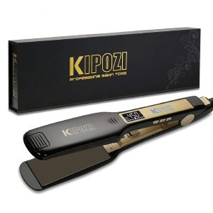best flat iron for thick hair reviews 2021