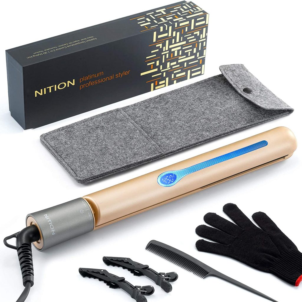 Image of NITION Professional Salon Flat Iron