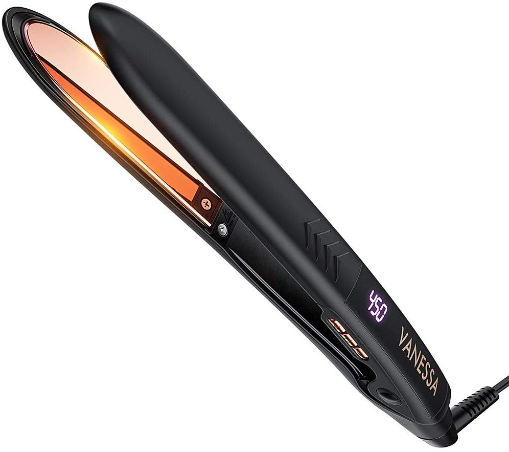 best flat iron for curly hairs
