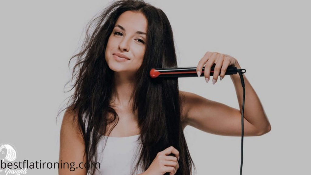 best flat iron for black hairs